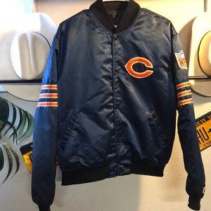 Vintage 80's Chicago Bears starter jacket